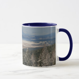 winter in the Columbia Valley Mug