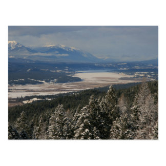 Winter in the Columbia Valley Postcards