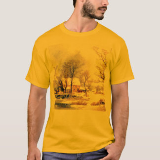 Winter in the Country T-Shirt