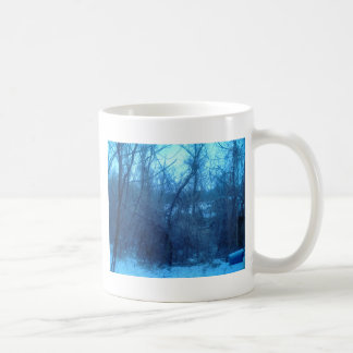 Winter In The Forest Products Classic White Coffee Mug