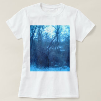 Winter In The Forest Products T-Shirt