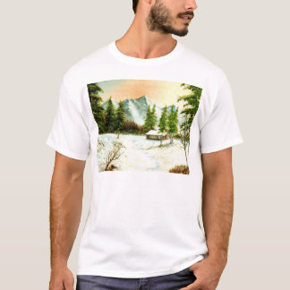 Winter In The High Country T-Shirt