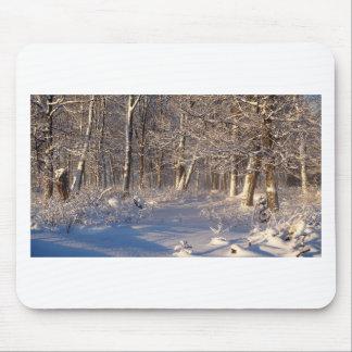 Winter in the Sugar Bush Mouse Pad