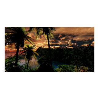 Winter In The Tropics - Extreme Poster