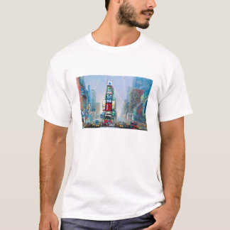 Winter in Times Square T-Shirt