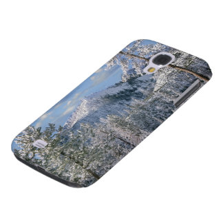 Winter in Yellowstone National Park, Wyoming Galaxy S4 Cover