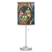 Winter is Coming... Table Lamp