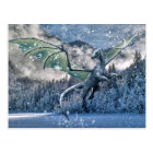 Winter Is Here Postcard