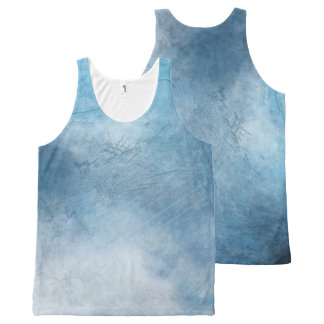 Winter is near All-Over-Print tank top