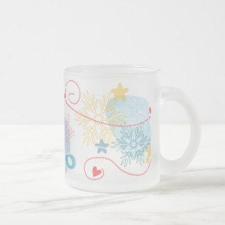 Winter is the Season Snowflake Mug