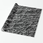 Winter Ivy Gift Wrap Paper