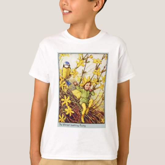 Winter Jasmine  Fairy T-Shirt