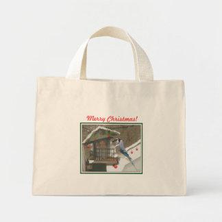 Winter Jay Mini Tote Bag