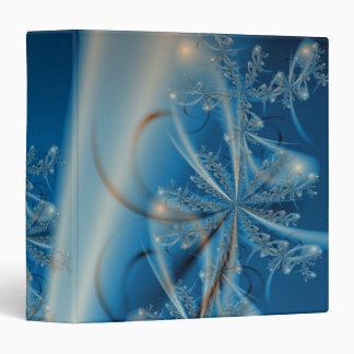 Winter Joy 3 Ring Binder