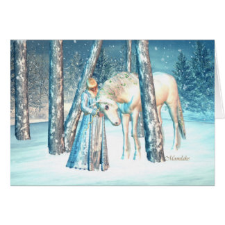 Winter Joy Card