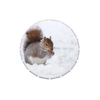 Winter Keepsake Candy Tin (Filled)