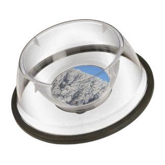 Winter landscape 03 pet bowl