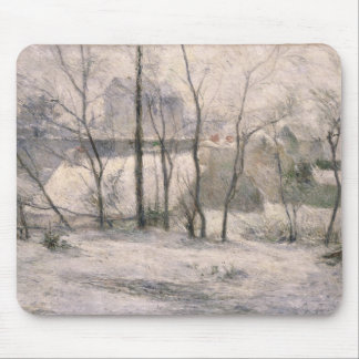Winter Landscape, 1879 Mouse Pad