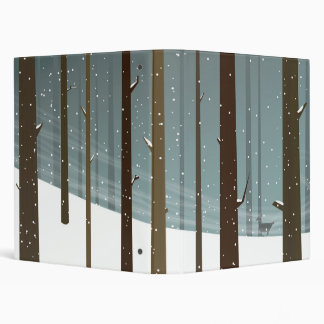 Winter Landscape Binder by Malobi!