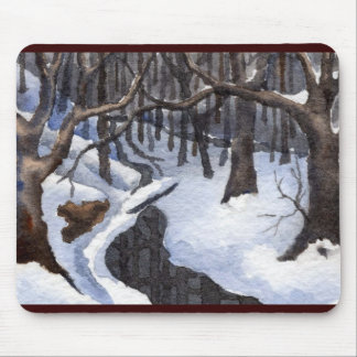 Winter Landscape Mousepad