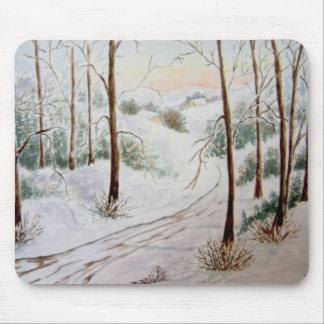 Winter Landscape Mousepad