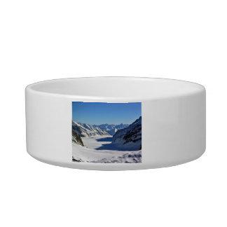 Winter Landscape Pet Water Bowls