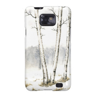 Winter Landscape Samsung Galaxy Case Samsung Galaxy S2 Covers