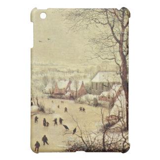 Winter Landscape with a Bird Trap - 1565 Cover For The iPad Mini