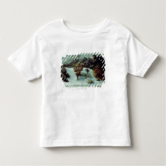 Winter Landscape With The Dents Du Midi, 1876 Toddler T-shirt