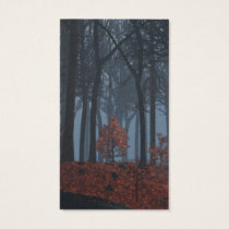 Winter Leaves Bookmarks