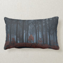 Winter Leaves Pillow