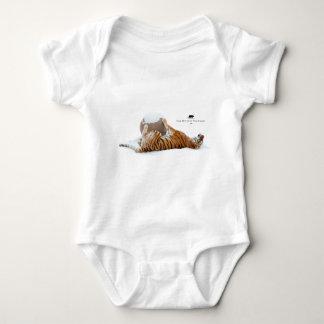 Winter Lilly - Tiger Baby Bodysuit