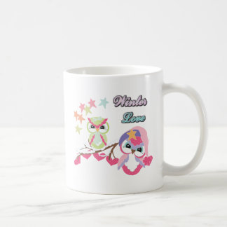 Winter Love Coffee Mug