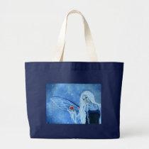Winter magic fairy Bag