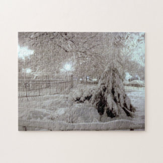 'Winter Magic' Jigsaw Puzzle