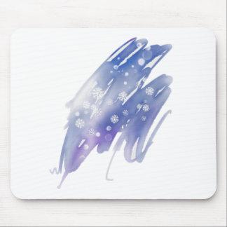Winter Magic Mouse Pad