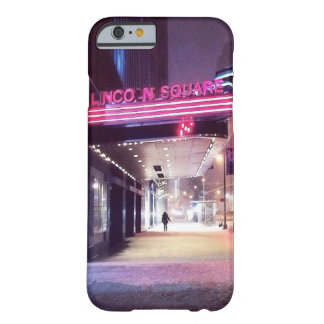 Winter Marquee Barely There iPhone 6 Case