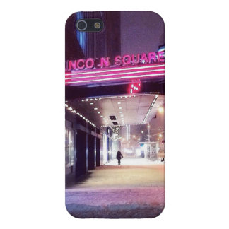 Winter Marquee Cover For iPhone SE/5/5s