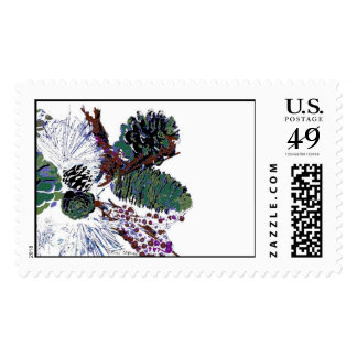 Winter Medley Stamps