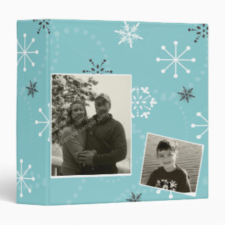 Winter Memories 3 Ring Binder