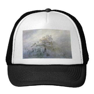 Winter Mist on the Mountains 1808 Trucker Hat