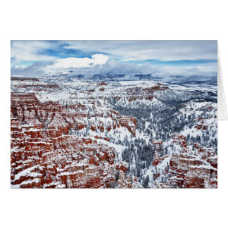 Winter Mood Card
