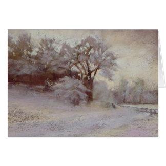 Winter Morn Card