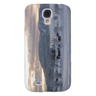 Winter Morning #1 Galaxy S4 Case
