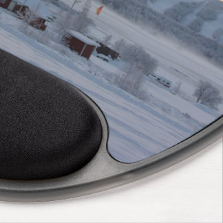 Winter Morning #1 Gel Mouse Pad