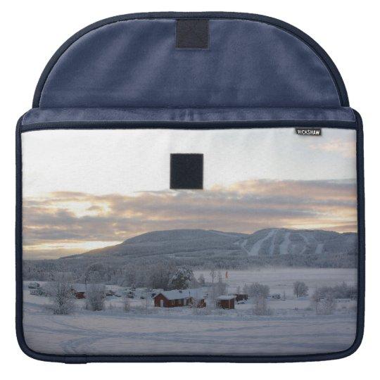 Winter Morning #1 MacBook Pro Sleeve