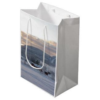 Winter Morning #1 Medium Gift Bag