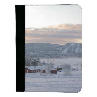 Winter Morning #1 Padfolio