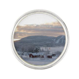 Winter Morning #1 Pin