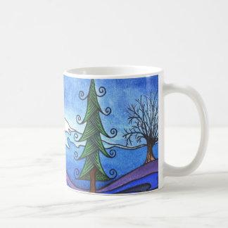 Winter Morning Mug